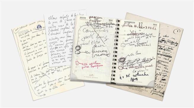 Serge Gainsbourg'a ait notlar