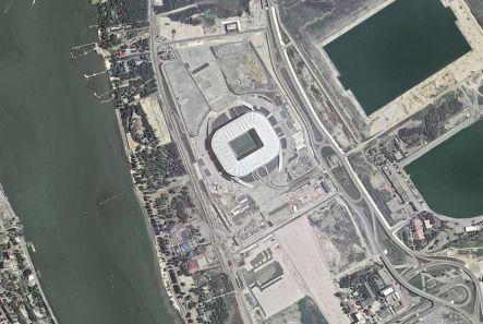 Rostov Arena - Rostov-on-Don