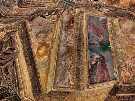 Arizona, ABD - Morenci Madeni