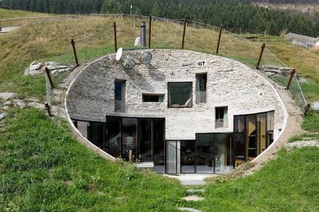 Villa Vals (Vals Villası) - Vals, İsviçre