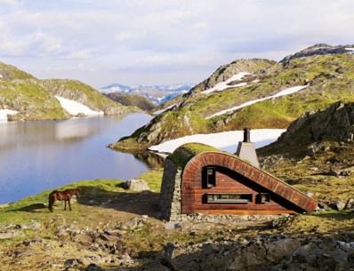 Lake Chalet (Chalet Gölü) - Hordaland, Norway