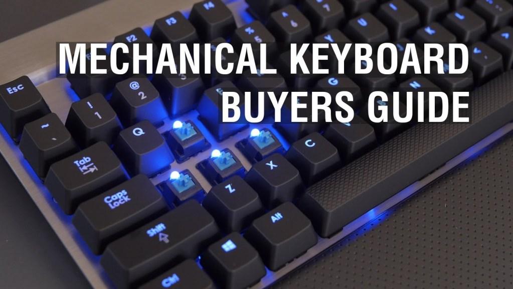 mechanical-keyboard-buying-guide