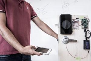 digital lock change service