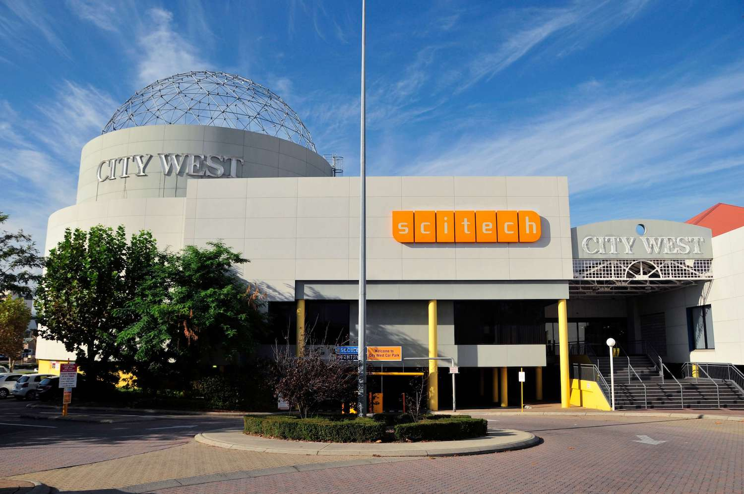 SciTech Discovery Center