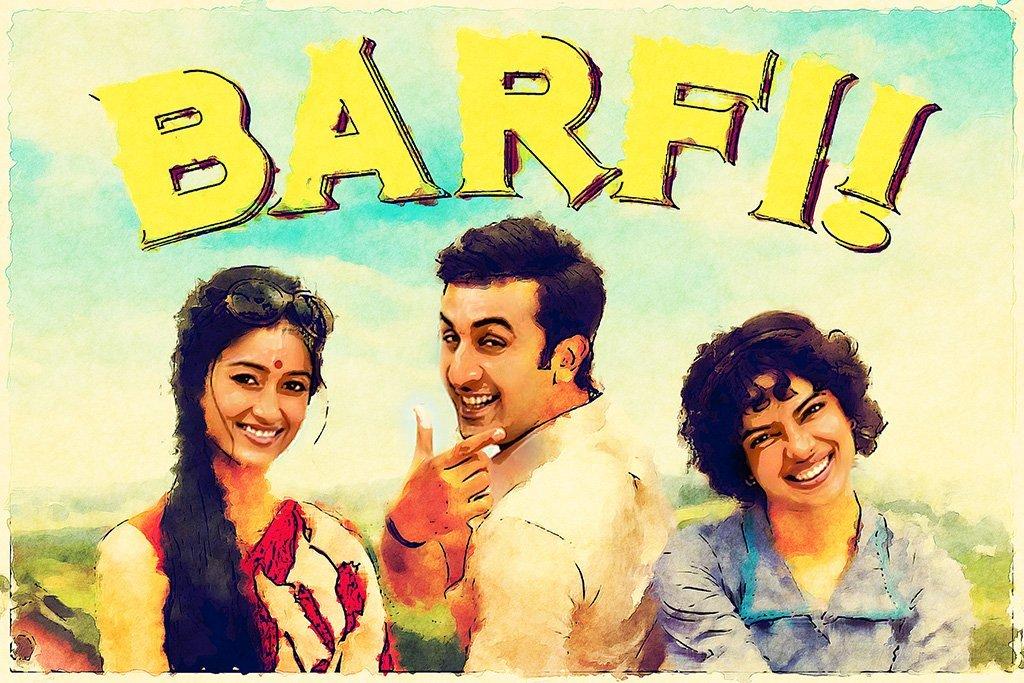Barfi Movie Priyanka Chopra