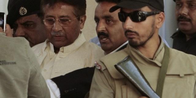 Ghadari Case Main Pervez Musharraf Par Fard e Jurm Aaid, Sabiq Sadar Ka Seht e Jurm Sy Inkar