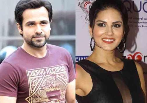 Sunny Leone and Emraan hashmi