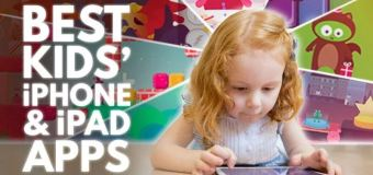 Best Kids iPhone and iPad Apps for Fun and Learning