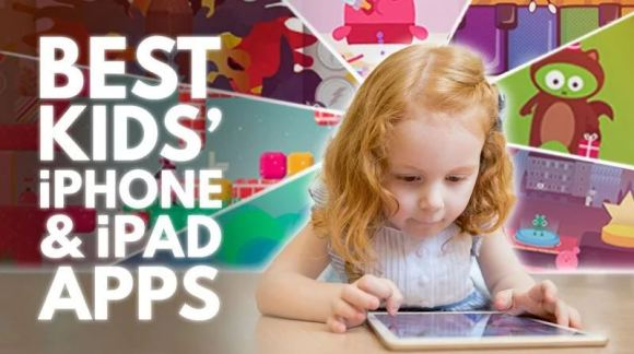 best kids iphone and ipad apps
