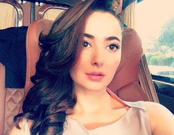 Hania aamir Plane Incident