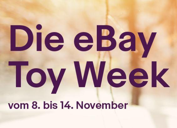 eBay Toy Week 2018