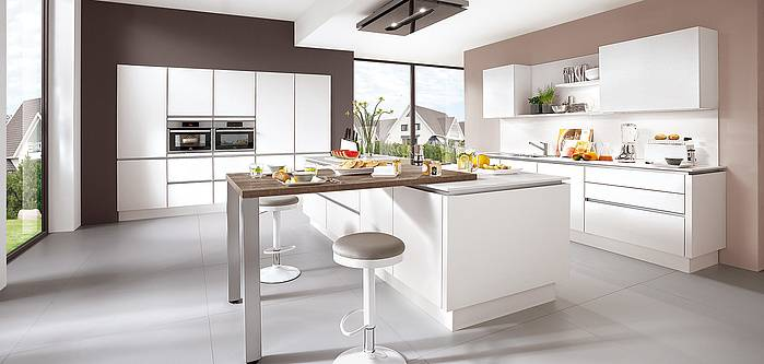 cuisine blanche a prix direct usine