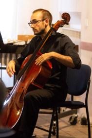 D. Lang Violoncello a Percussione