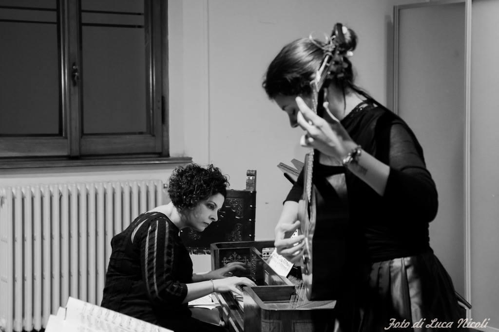 """Formigine, Sala della Loggia, """"Concerti Aperitivo"""" - 2015"""