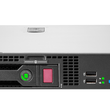 HP (HPE) ProLiant DL20 Gen9 Server