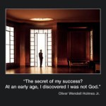 Picture of the week #3 : The secret of my success…