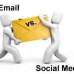 Qu'a l'email que les réseaux sociaux d'entreprise n'ont pas