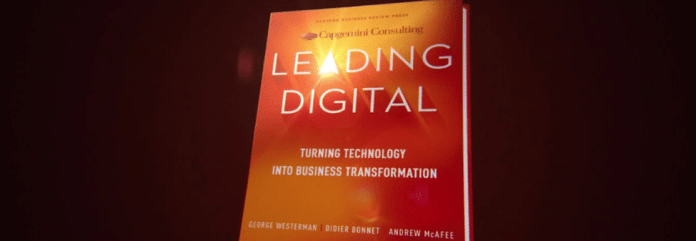 Leading Digital : how to digitize a non digital born business ?