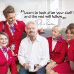 Apprenez à vous occuper de vos employés, le reste suivra (Richard Branson)