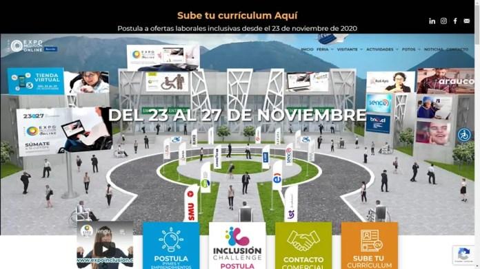Expo Inclusión Online