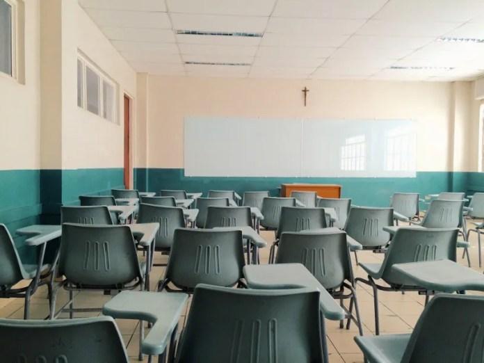 Sala de Clases Universidad