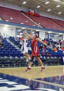 Duke Archive Vanessa Abel is one of four seniors leaving Duquesne from the women's basketball program.