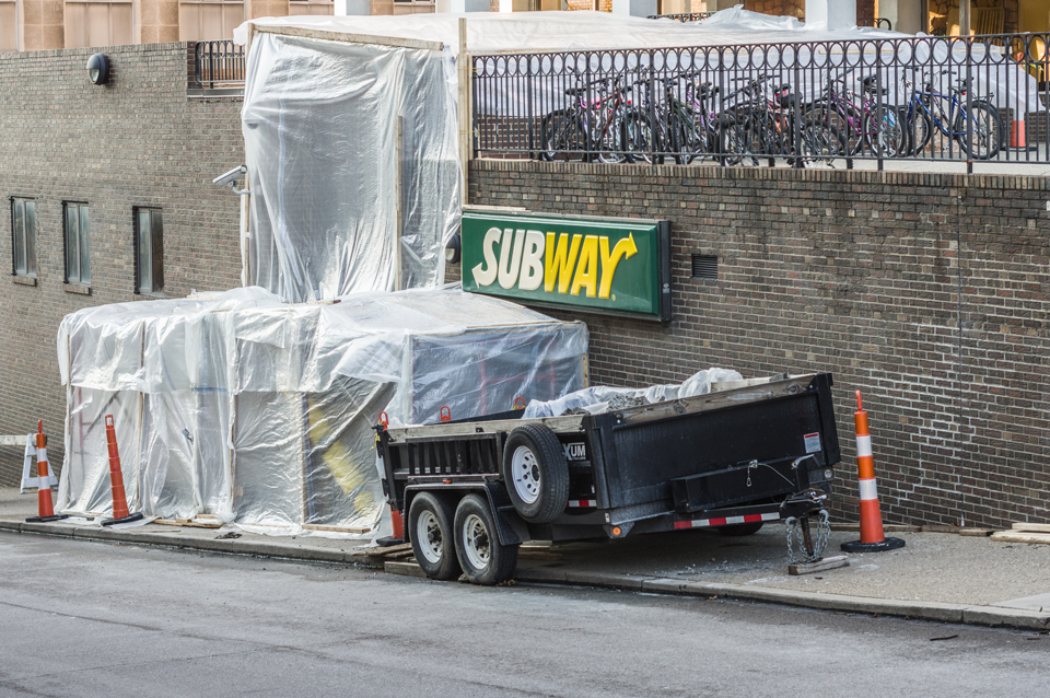 Subway To Reopen In Coming Weeks The Duquesne Duke
