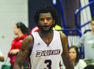Taylor Miles | The Duquesne Duke