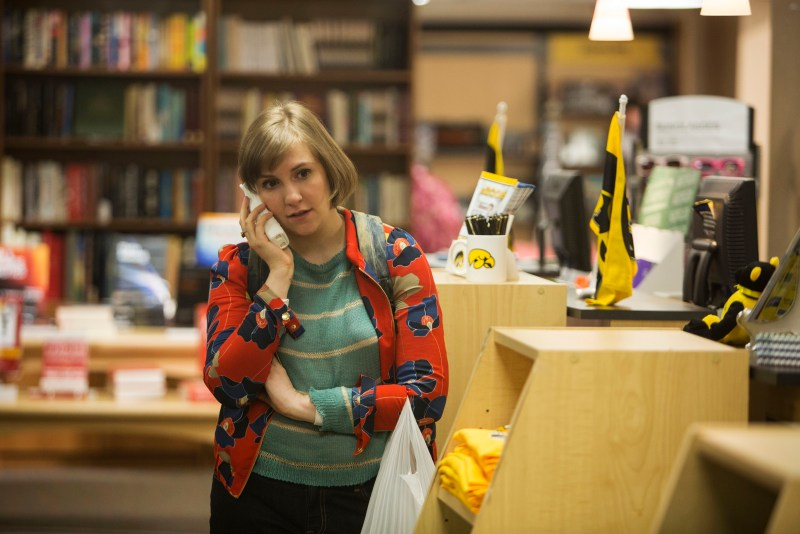 Lena Dunham of the HBO series Girls returns for the show's fourth season.