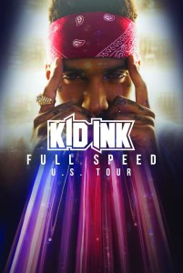 AP Photo - Kid Ink will be performing at Xtaza Nightclub in the Strip District on Tues., April 21.