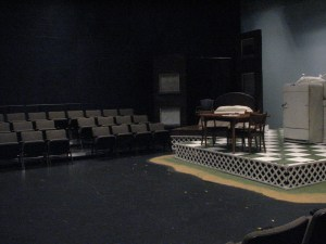 "By Zachary Landau | the Duquesne Duke ""Death of a Salesman"" will be the first show featured on the new Genesius Theater stage."