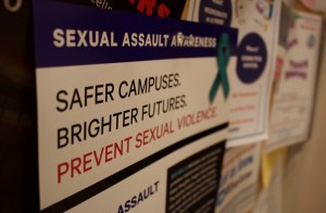 One major problem with sexual assault is that those who are victims of the act often do not report it. Duquesne has programs in place to address the issue.