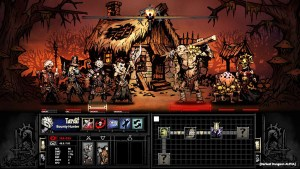 "Courtesy of Red Hook Studios ""Darkest Dungeon"" enjoyed a long early access period before its offical release. The game entered early access on Jan. 30, 2015 for backers of the game's Kickstarter and to the public on Feb. 3, 2015."