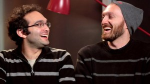"""Courtesy of Soul Pancake Operating one of the most popular YouTube Channels, Benny and Rafi Fine are most well known for their """"X React to Y"""" series. They've drawn criticism after trying to trademark the video format."""