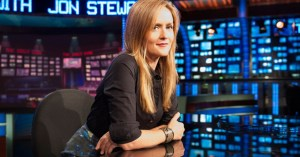 "Courtesy of Comedy Central Despite serving on the ""Daily Show"" for 12 years, making her the longest running correspondent, Samantha Bee was never considered as a replacement for Jon Stewart. Now she has her own late-night talk show."