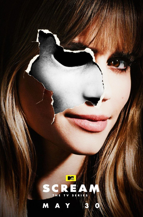 "Photo Courtesy of MTV Production Development The ads for ""Scream"" season 2 hinted the new killer might be one of the season 1 survivors."