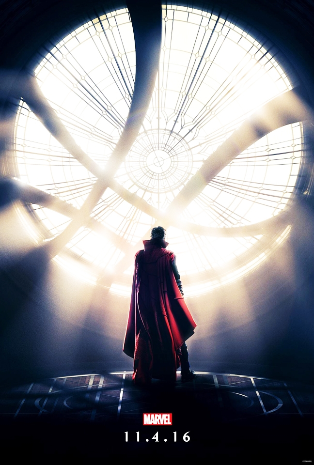 "Photo Courtesy of Marvel Studios ""Dr. Strange"" is the fourteenth film in the Marvel Cinematic Universe and stars Benedict Cumberbatch as the titular character."