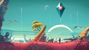 """Courtesy of Hello Games First announced in 2013, """"No Man's Sky"""" promised a near-infinite universe for players to discover. Unfortunately, many gamers were underwhelmed with the final product, leading to low user reviews."""