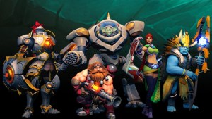 """Courtesy of Hi-Rez Studios Several of the characters from """"Paladins"""" have been deemed rip-offs of """"Overwatch"""" characters, whether it be by appearance or play-style."""