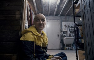 "Courtesy of Universal Pictures  Kevin (James McAvoy), the antagonist in Shyamalan's ""Split,"" who suffers from dissociative identity disorder. Mental health advocacy groups have criticized the film's portrayal of mental illness in a character defined as the villain in the horror film."