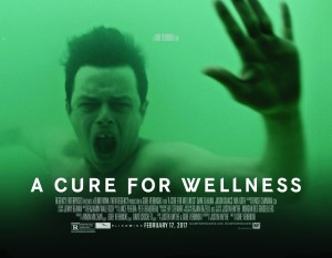 """Courtesy of Regency Enterprises Water plays an important part in the film. The resort is built over an aquifer famed for having """"healing"""" water, and many of the film's scariest moments take place under or near water."""
