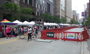 Pittsburgh PrideFest Downtown