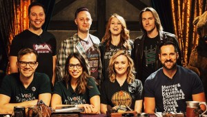 Cast of 'Critical Role'
