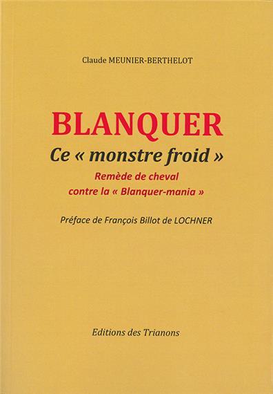 "Blanquer - Ce "" monstre froid "" - Remède de cheval contre la "" Blanquer-mania """