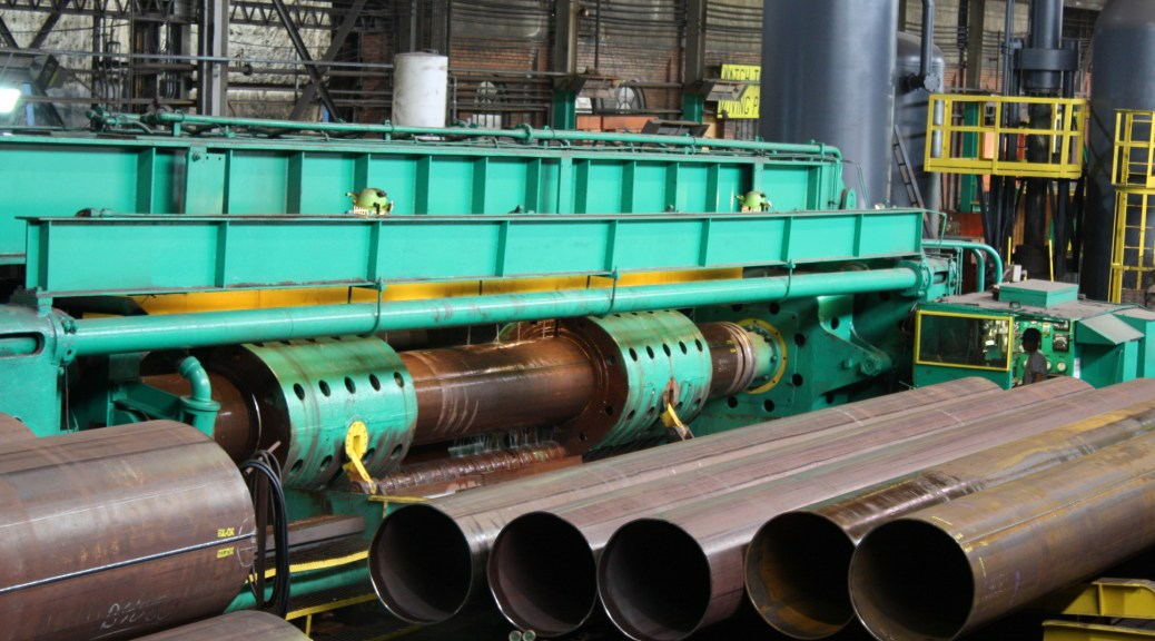 Image of Hydraulic Expander Dura-Bond Pipe LLC