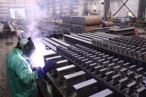 Beam Fabrication