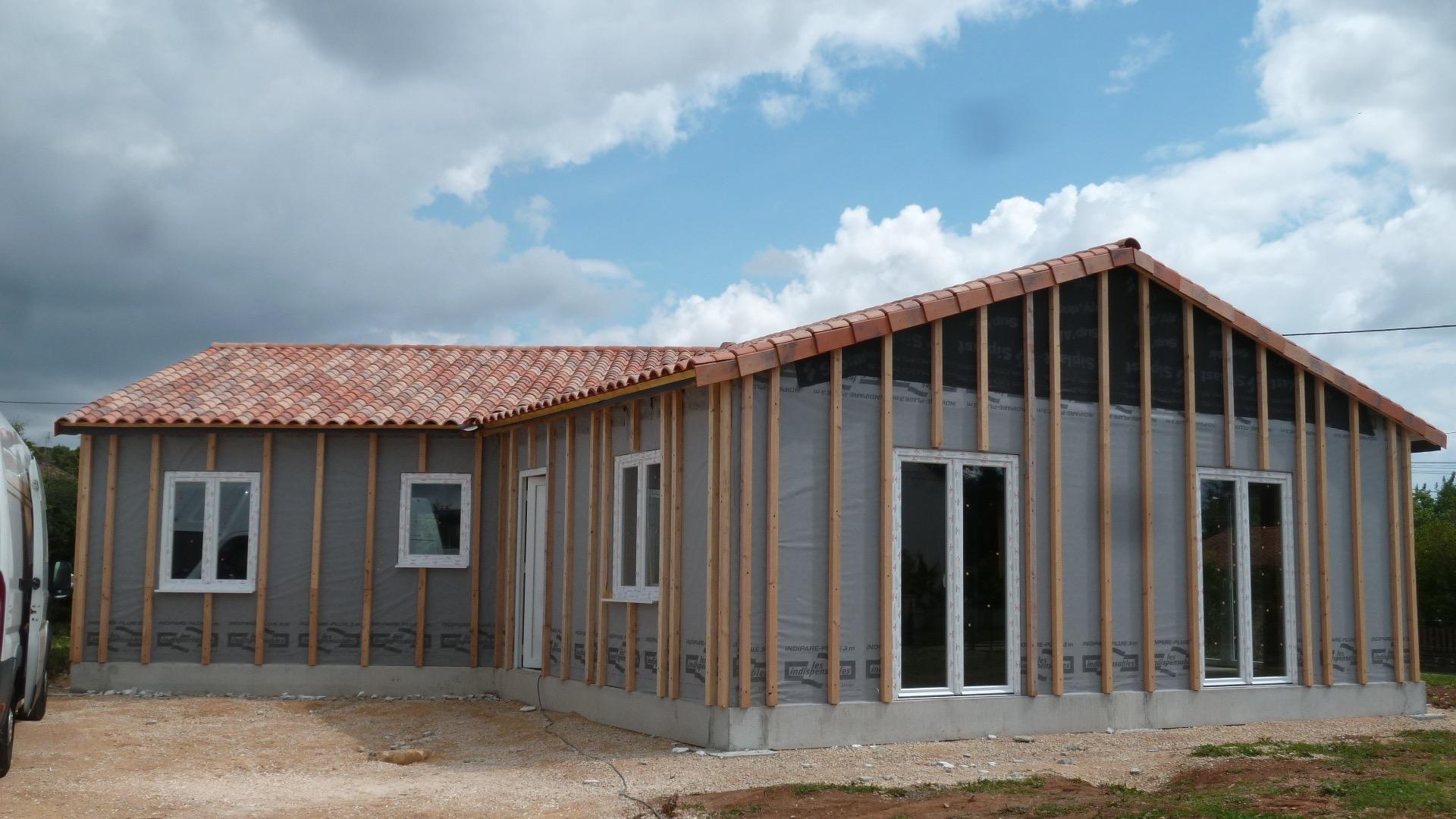 isolation d 39 une maison passive avec rt 2012 entreprise d. Black Bedroom Furniture Sets. Home Design Ideas