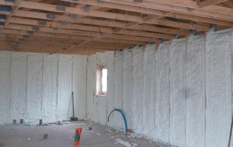 Isolation d'une maison passive avec RT 2012 - Entreprise d'isolation Durabilis
