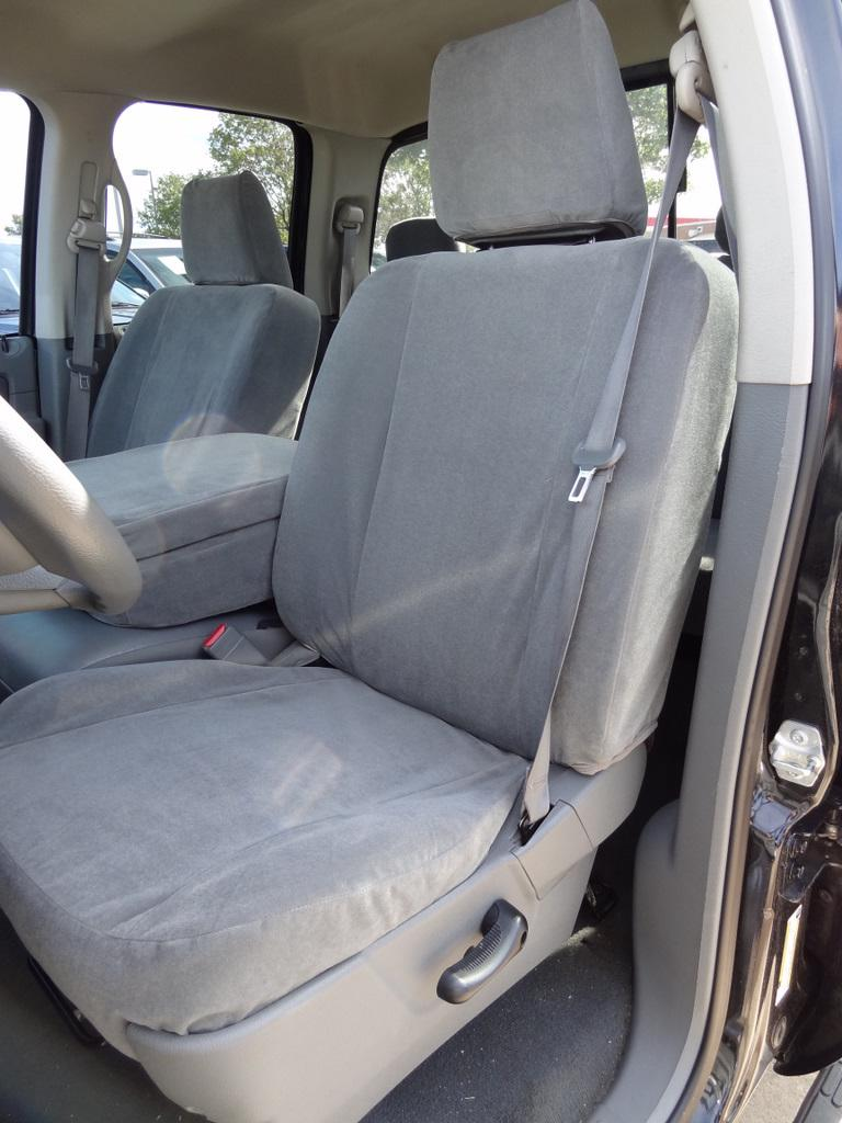 2008 Dodge Ram 1500 Rear Seat Covers Velcromag