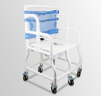 duralife 300 bex bariatric bedside commode chair web